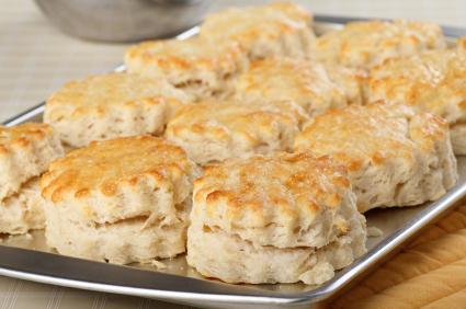 mmmmm, biscuits